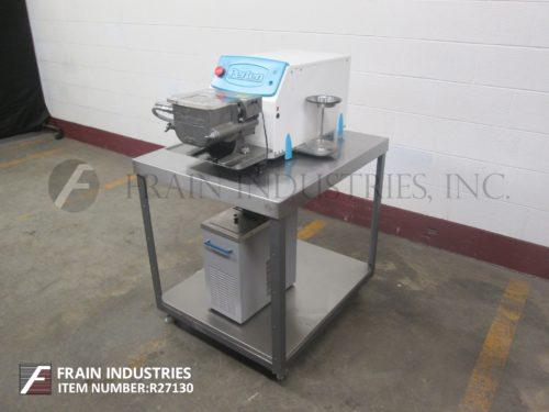 Photo of Perten North America Mixer Paste Double Arm DOUGHLAB