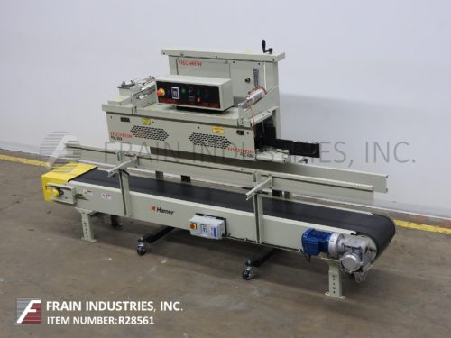 Photo of Fischbein Sealer Bag Hot Air PBC6000
