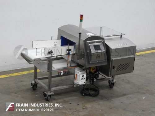 Photo of Loma Metal Detector Conveyor IQ3+E