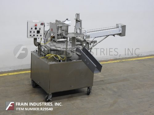 Photo of World Cup  Sealer Tray Rotary 12-32