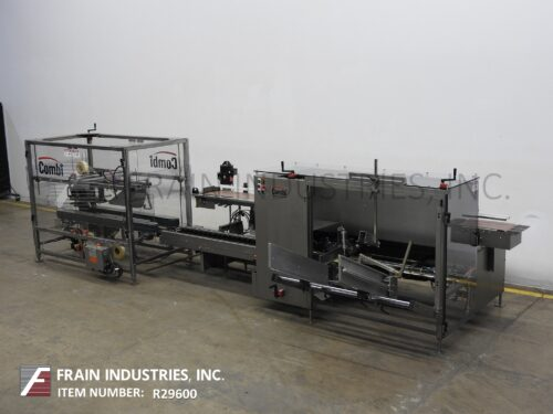 Photo of Combi America Case Packer ERGOPACK