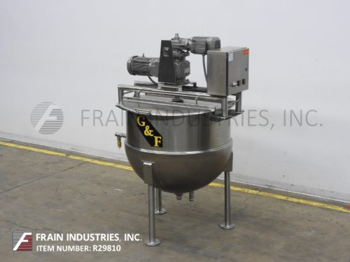 Photo of G & F / Befco Mfg Co Kettle Double Motion 150 GALLON