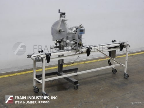 Photo of Label Aire Labeler P/S Spot 3114NV