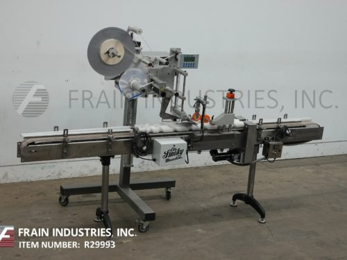 Photo of Label Aire Labeler P/S Spot 3115NV