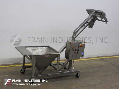 Photo of Flexicon Conveyor Screw 1450