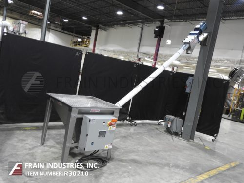 Photo of Flexicon Feeder Auger 1450