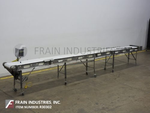 "Photo of Conveyor Table Top 14""W X 243""L"