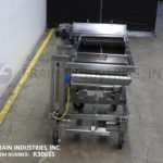 Thumbnail of Loos Machine & Automation Bakery Equipment Depositors TOPPING APPLICATOR