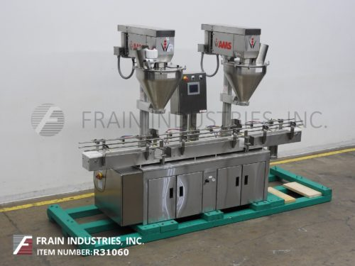 Photo of AMS Filling Systems Filler Powder Auger A500