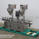 Thumbnail of AMS Filling Systems Filler Powder Auger A500