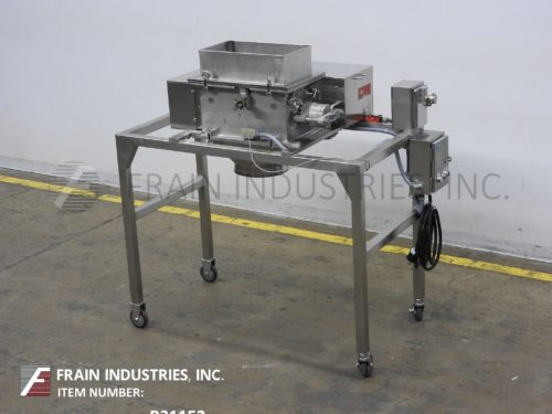 Photo of Frewitt / Separation Solutions Granulator Oscilating MGI628