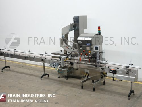 Photo of New Jersey Capper Quill BT-IC