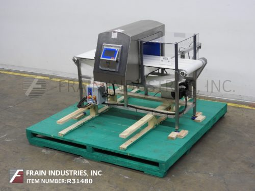 Photo of Loma Metal Detector Conveyor IQ4