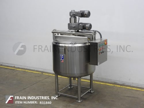 Photo of Feldmeier Kettle Double Motion 150GAL