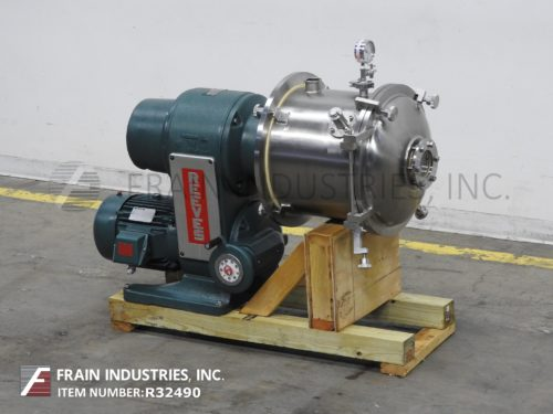 Photo of Cornell Mixer Paste Horizontal D16