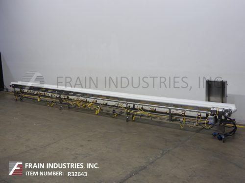 "Photo of Dorner Conveyor Table Top 14""W X 354""L"