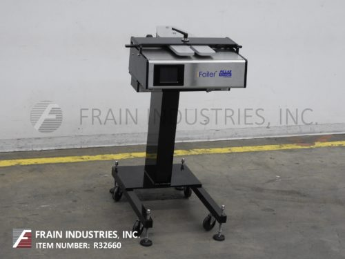 Photo of Pillar Capper Induction Sealer 2.25 KW