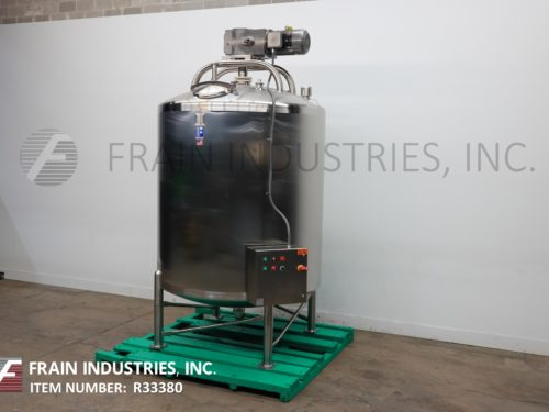 Photo of Feldmeier Tank SS Single Wall 2000GAL