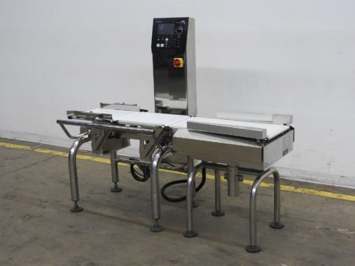Photo of Ishida Checkweigher Belt DACSGNSO60A23/SS-M-B