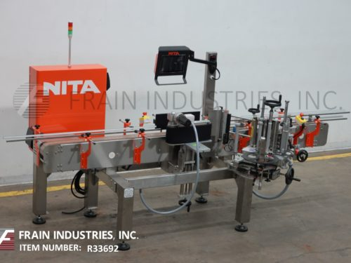 Photo of Nita Smart Labeling Systems Labeler P/S Wrap XP100
