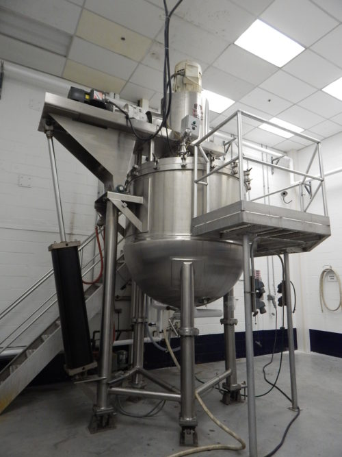 Photo of Lee Kettle Triple Motion 1000GALD12T