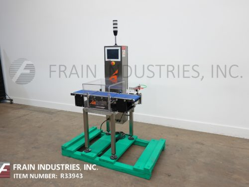 Photo of All Fill Checkweigher Belt ALPHA PW12