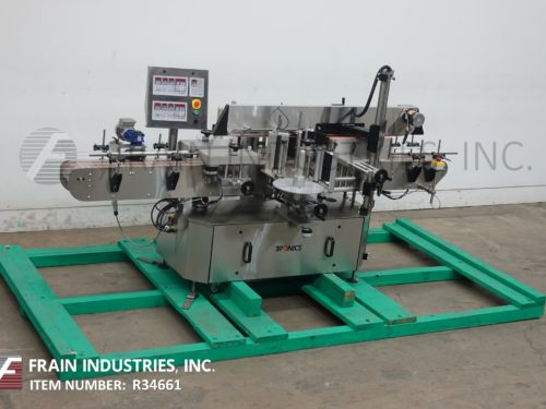 Photo of Tronics Labeler Front/Back & Wrap S3S