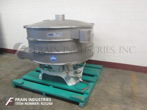 Photo of Sweco Sifter Separator MX60